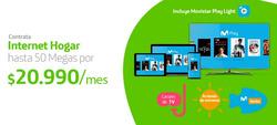 Ofertas de Movistar  en el catálogo de Santiago