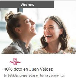 Ofertas de Juan Valdez Café  en el catálogo de Santiago