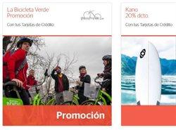 Ofertas de Bicicletas  en el catálogo de BBVA en Santiago