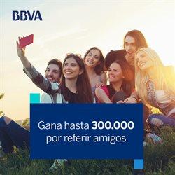 Ofertas de Bancos y servicios  en el catálogo de BBVA en Puerto Varas