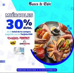 Ofertas de Bancos y Servicios en el catálogo de Banco de Chile ( 7 días más)