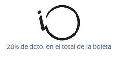 Ofertas de Banco de Chile  en el catálogo de Santiago