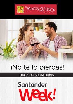 Catálogo Santander ( Publicado hoy)