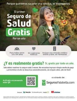 Catálogo Banco Falabella ( 19 días más)