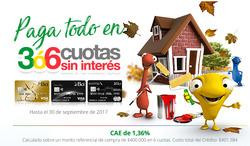 Ofertas de BCI  en el catálogo de Santiago