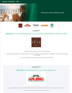 Ofertas de Banco Edwards en el catálogo de Banco Edwards ( Vencido)