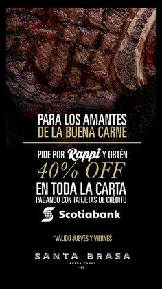 Ofertas de Scotiabank en el catálogo de Scotiabank ( Vence mañana)