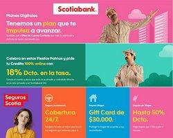 Ofertas de Bancos y Servicios en el catálogo de Scotiabank ( 7 días más)