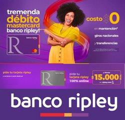 Catálogo Banco Ripley ( 6 días más)