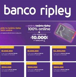 Catálogo Banco Ripley ( 7 días más)
