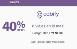 Ofertas de Banco Ripley  en el catálogo de Santiago