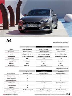 Ofertas de Audi en el catálogo de Audi ( Más de un mes)