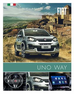 Ofertas de Fiat en el catálogo de Fiat ( Más de un mes)