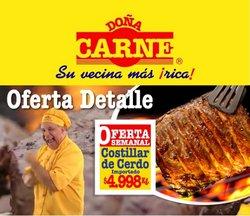 Ofertas de Supermercados y Alimentación en el catálogo de Doña Carne ( 3 días más)