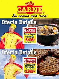 Catálogo Doña Carne ( Publicado ayer)