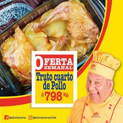 Ofertas de Doña Carne  en el catálogo de Valparaíso