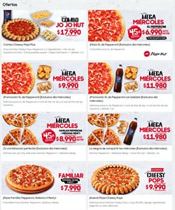 Ofertas de Valor en Pizza Hut
