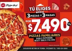 Catálogo Pizza Hut ( 2 días más)