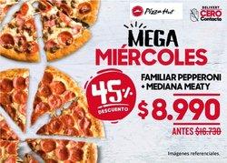 Ofertas de Pizza Hut en el catálogo de Pizza Hut ( 7 días más)