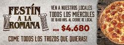 Ofertas de Pizza Hut  en el catálogo de Las Condes