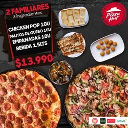 Ofertas de Restaurantes  en el catálogo de Pizza Hut en Quilicura