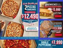 Ofertas de Domino's Pizza en el catálogo de Domino's Pizza ( 5 días más)