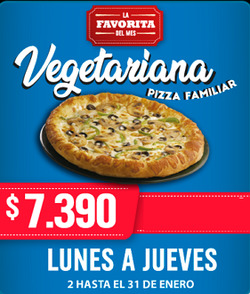 Ofertas de Restaurantes  en el catálogo de Domino's Pizza en Huechuraba