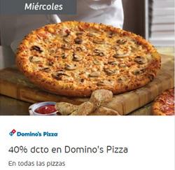 Ofertas de Restaurantes  en el catálogo de Domino's Pizza en Temuco