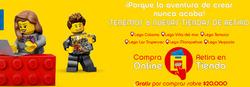 Ofertas de LEGO  en el catálogo de Viña del Mar