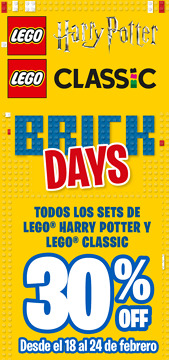 Ofertas de Juguetes y bebés  en el catálogo de LEGO en Macul