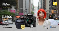 Ofertas de Nikon  en el catálogo de Panguipulli