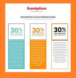 Ofertas de Econópticas en el catálogo de Econópticas ( 13 días más)