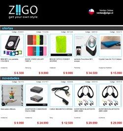 Ofertas de Ziigo  en el catálogo de Santiago