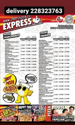 Ofertas de Jhot Pizza en el catálogo de Jhot Pizza ( 22 días más)