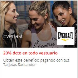 Ofertas de Everlast  en el catálogo de Las Condes