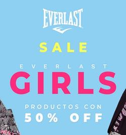 Ofertas de Everlast Girl  en el catálogo de Quilicura