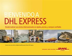 Catálogo DHL ( 2 días publicado )