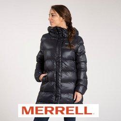 Ofertas de Merrell en el catálogo de Merrell ( 28 días más)