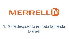 Ofertas de Merrell  en el catálogo de La Florida