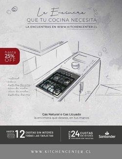 Ofertas de Muebles y Decoración en el catálogo de Kitchen Center ( Publicado ayer)