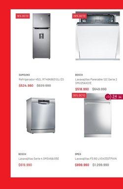 Ofertas de Samsung en el catálogo de Kitchen Center ( 2 días más)