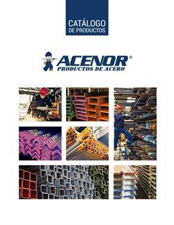 Catálogo Acenor ( 19 días más )
