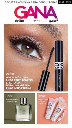Catálogo Ésika ( 7 días más)