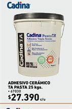 Oferta de Adhesivos por $27390