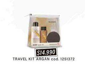 Oferta de Set de viaje por $14990