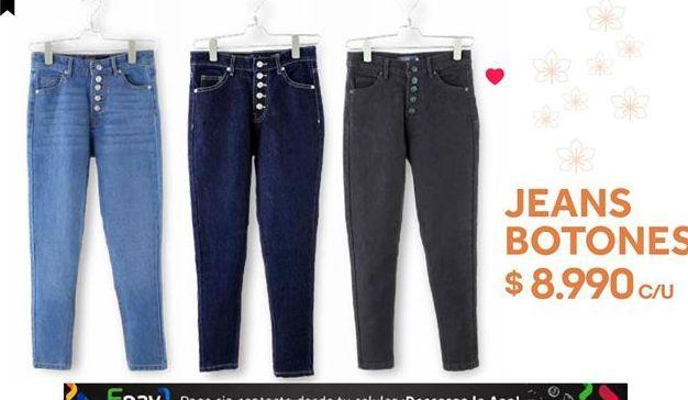 Oferta de Jeans por $8990