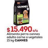 Oferta de Comida para perros Cannes por $15490