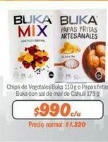Oferta de Chips de vegetales BUKA por $990