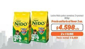 Oferta de Leche Nido polvo por $4598