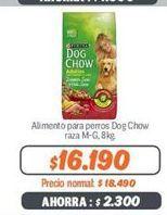 Oferta de Alimento para perros Dog Chow por $16190
